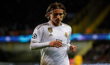 Sinyal Positif Perpanjangan Kontrak Modric di Madrid