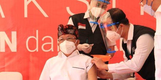 Gubernur Bali Sebut Vaksinasi Covid-19 Jadi Titik Awal Pemulihan Pariwisata