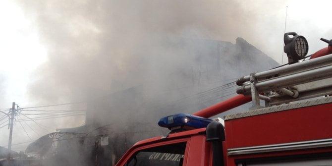 150 Warga Menteng Dalam Jakarta Selatan Mengungsi Akibat Kebakaran