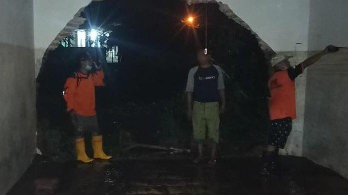 Banjir di Kabupaten Jember, Kerusakan Paling Banyak Dialami Kecamatan Bangsalsari